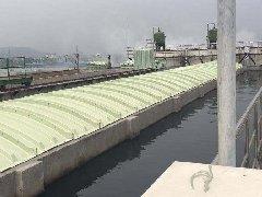 污水池加盖集气罩